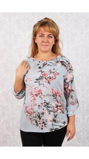 Купить Блузка женская 015100246 в розницу