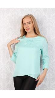 Купить Блузка женская 015100248 в розницу