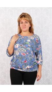 Купить Блузка женская 015100257 в розницу
