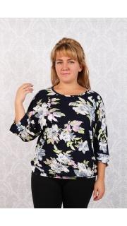 Купить Блузка женская 015100259 в розницу
