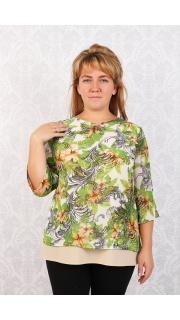 Купить Блузка женская 015100261 в розницу