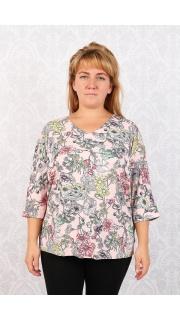 Купить Блузка женская 015100263 в розницу