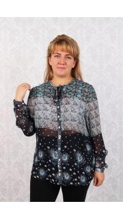 Купить Блузка женская 015200413 в розницу