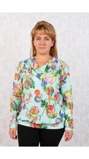 Купить Блузка женская 015200415 в розницу