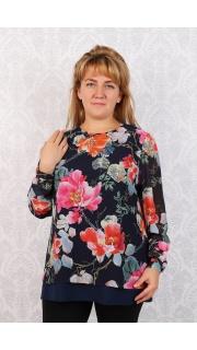 Купить Блузка женская 015200417 в розницу