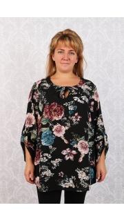 Купить Блузка женская 015200418 в розницу