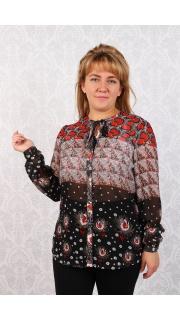 Купить Блузка женская 015200422 в розницу