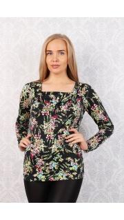 Купить Блузка женская 015200424 в розницу