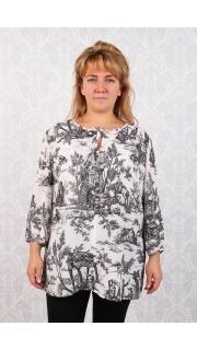 Купить Блузка женская 015200431 в розницу