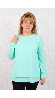 Купить Блузка женская 015200437 в розницу