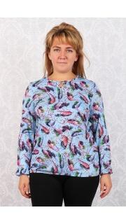 Купить Блузка женская 015200438 в розницу