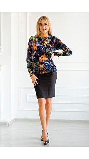 Купить Блуза женская 015200448 в розницу