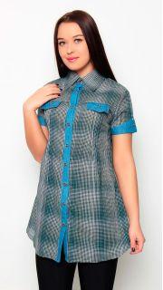 Купить Рубашка женская 015300445 в розницу