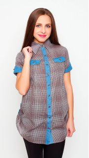 Купить Рубашка женская 015300447 в розницу
