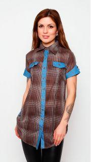 Купить Рубашка женская 015300450 в розницу