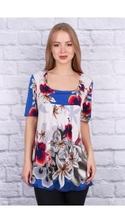 Купить Блузка женская 015300618 в розницу