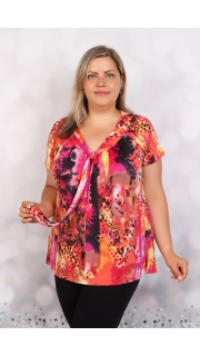 Купить Блузка женская 015300755 в розницу