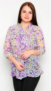 Купить Блузка женская 015801817 в розницу