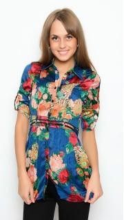 Купить Рубашка женская 015801985 в розницу