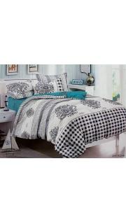 Купить КПБ 1,5-спальное ПОЛИСАТИН 022500432 в розницу