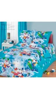 Купить КПБ Бязь 1,5-спальный 022500437 в розницу