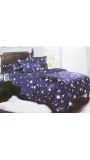 Купить КПБ 1.5-спальное ПОЛИСАТИН 022500507 в розницу
