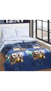 Купить КПБ Поплин Эксклюзив 1.5-спальное 022500553 в розницу