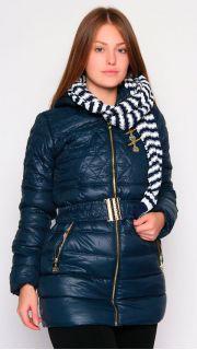 Купить Куртка + шарф 024600346 в розницу