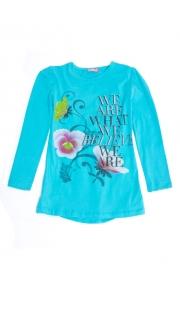 Купить Толстовка для девочки 025600159 в розницу