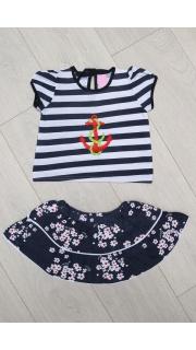 Купить Костюм для девочки  025701050 в розницу