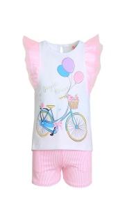 Купить Костюм для девочки 025701214 в розницу