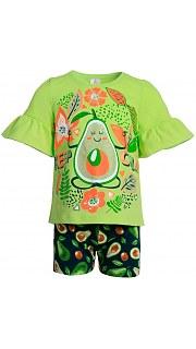Купить Костюм для девочки 025701237 в розницу
