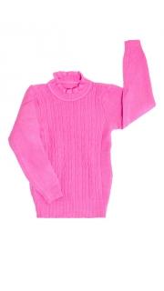 Купить Свитер для девочки 026200571 в розницу