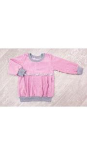 Купить Кофта для девочки 026200572 в розницу
