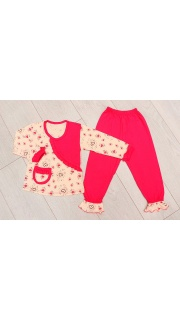 Купить Пижама для девочки  026400552 в розницу