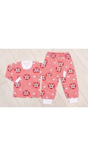 Купить Пижама для девочки  026400555 в розницу