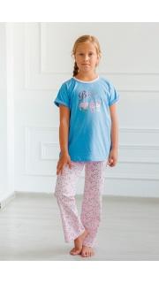 Купить Пижама для девочки детская 026400563 в розницу