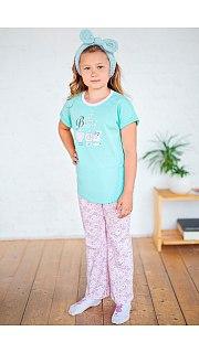 Купить Пижама для девочки  026400564 в розницу