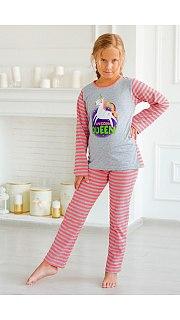 Купить Пижама для девочки детская 026400569 в розницу