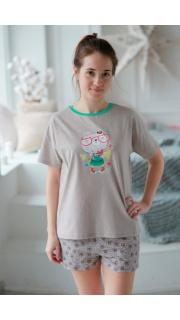 Купить Пижама подростковая  026400572 в розницу