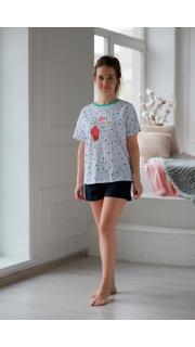 Купить Пижама подростковая 026400573 в розницу