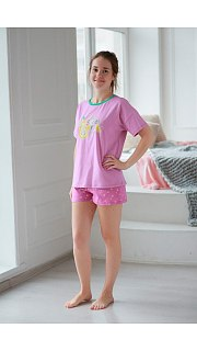 Купить Пижама подростковая  026400574 в розницу