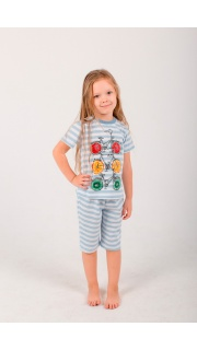 Купить Пижама для девочки  026400577 в розницу
