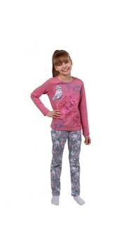Купить Пижама для девочки  026400593 в розницу