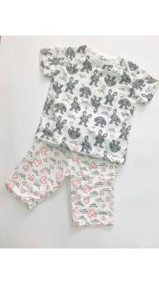 Купить Пижама для девочки  026400597 в розницу