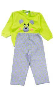 Купить Костюм для мальчика (джемпер и брюки)  042200106 в розницу