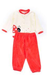 Купить Костюм для девочки (жакет и брюки) 042200108 в розницу