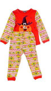 Купить Пижама для девочки (футболка и брюки) 042200109 в розницу