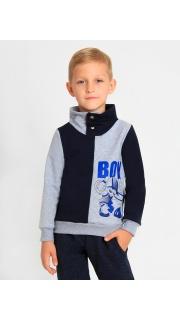 Купить Джемпер для мальчика 048000299 в розницу