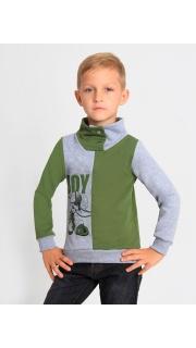 Купить Джемпер для мальчика 048000301 в розницу